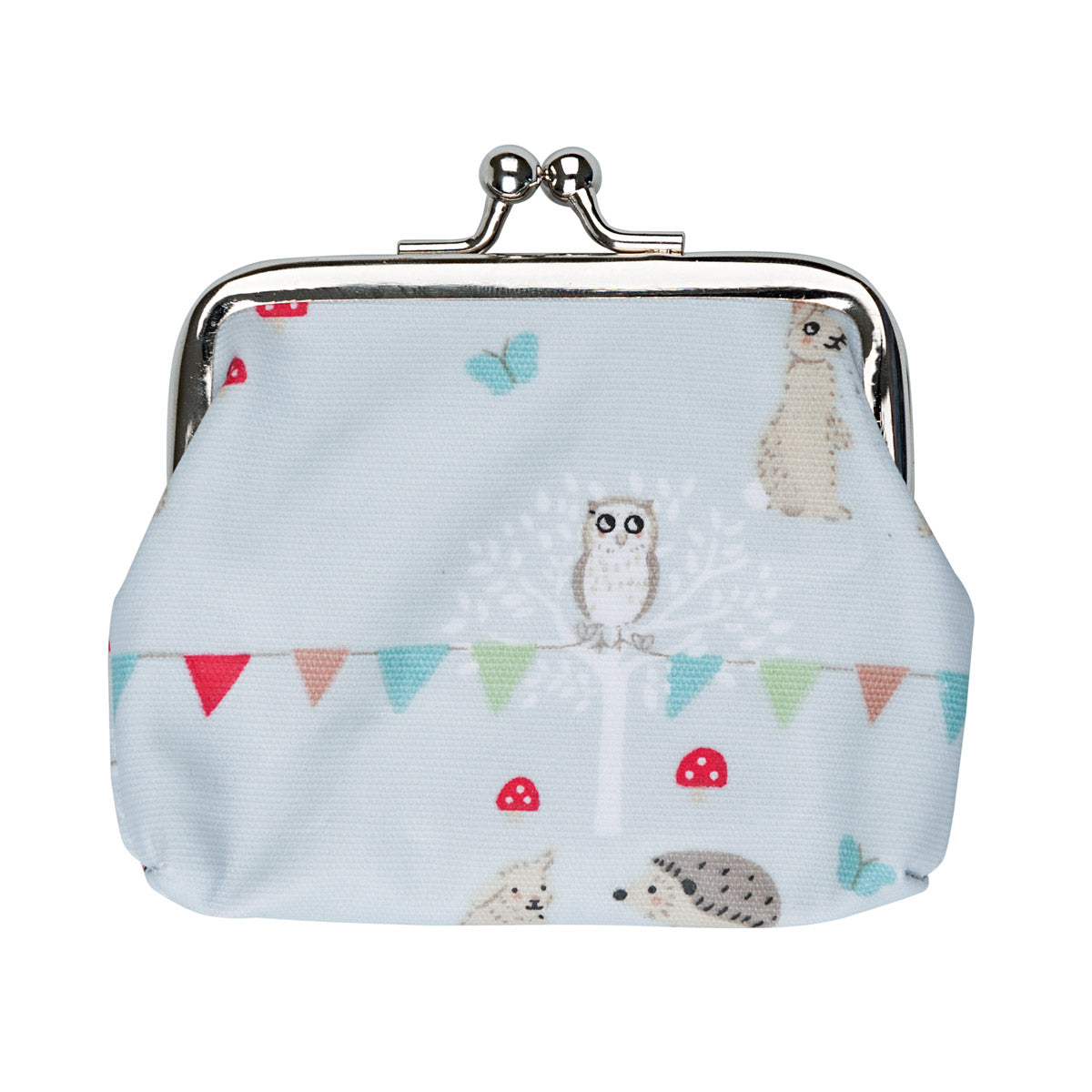 Woodland Party Kids Snap Purse