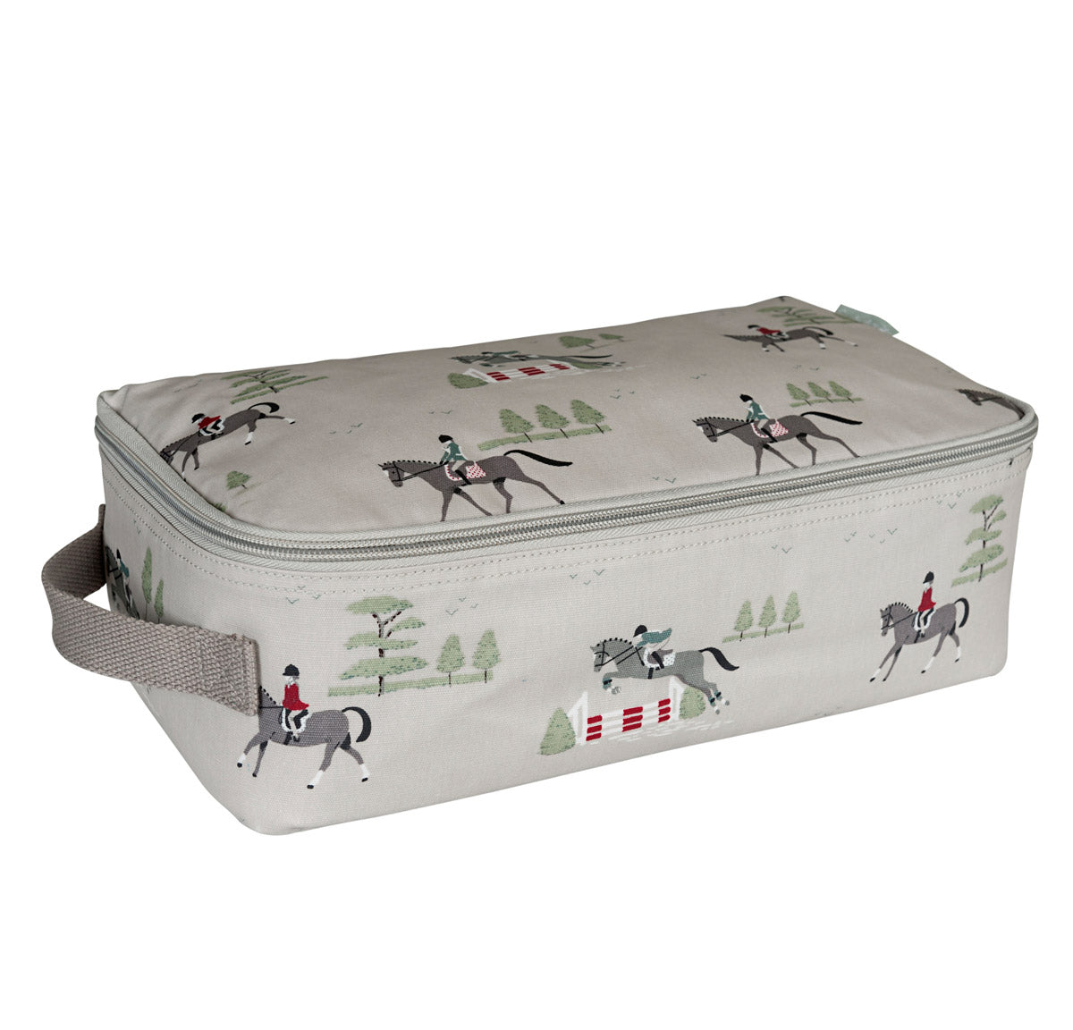 Horses Small Boot Bag