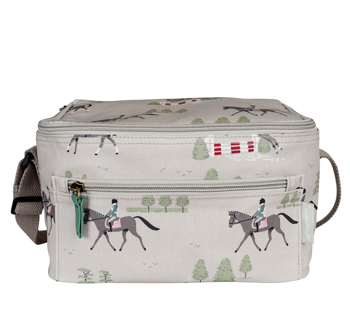 Horses Kids Lunch Bag