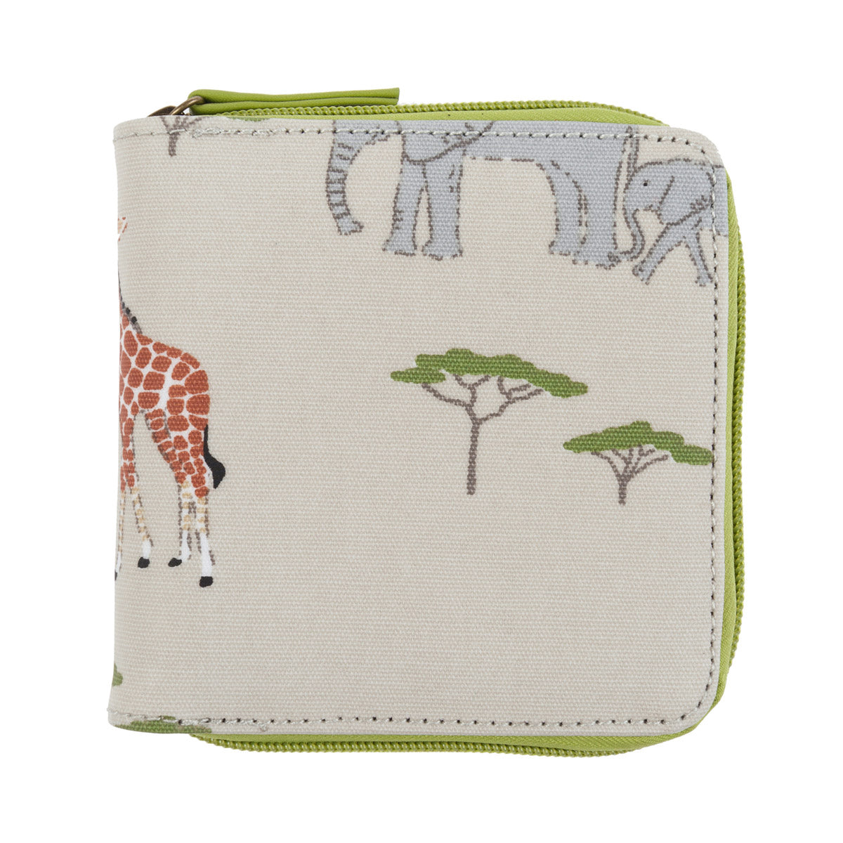 Safari Oilcloth Kids Wallet