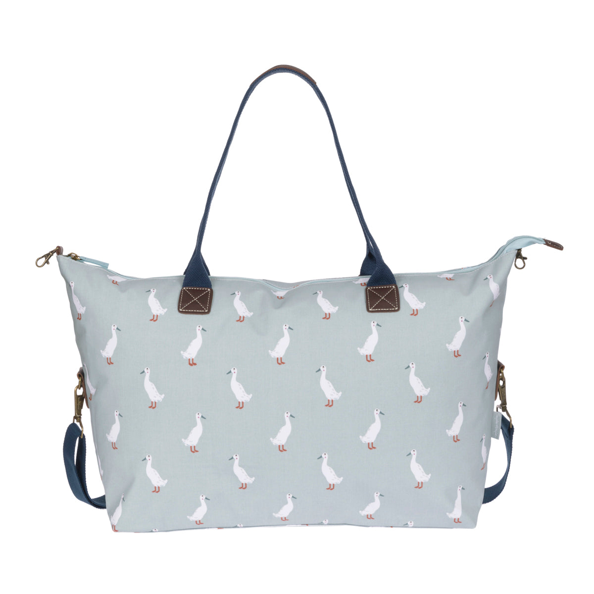 Runner Duck Oilcloth Oundle Weekend Bag