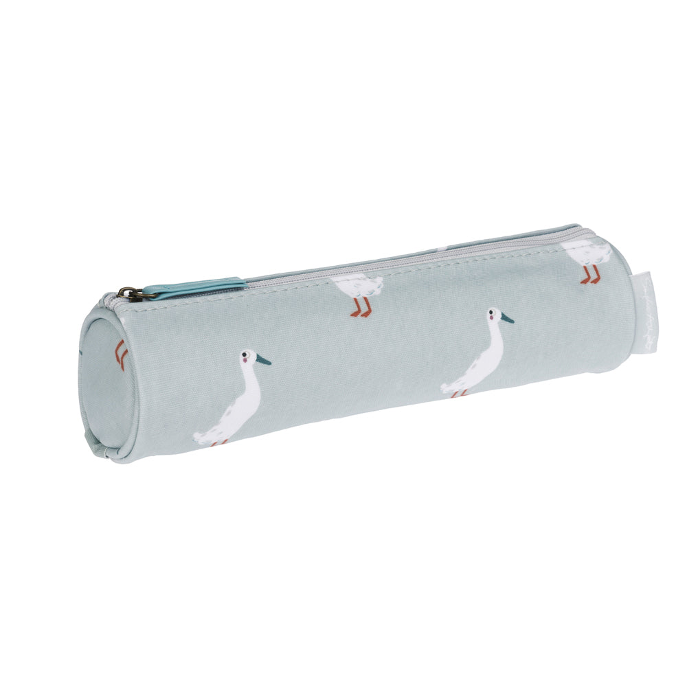 Runner Duck Small Oilcloth Pencil Case