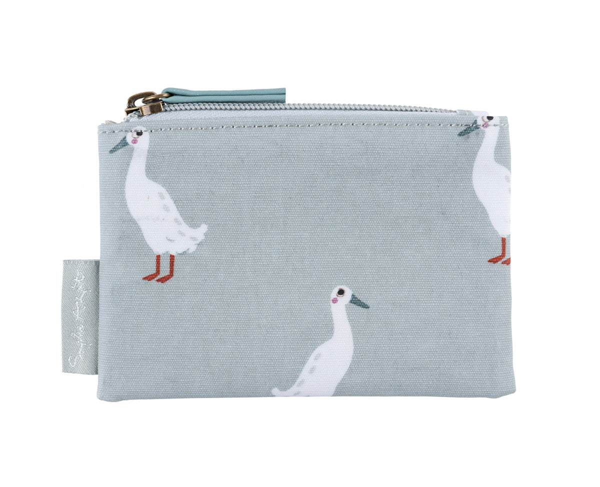 Runner Duck Oilcloth Purse