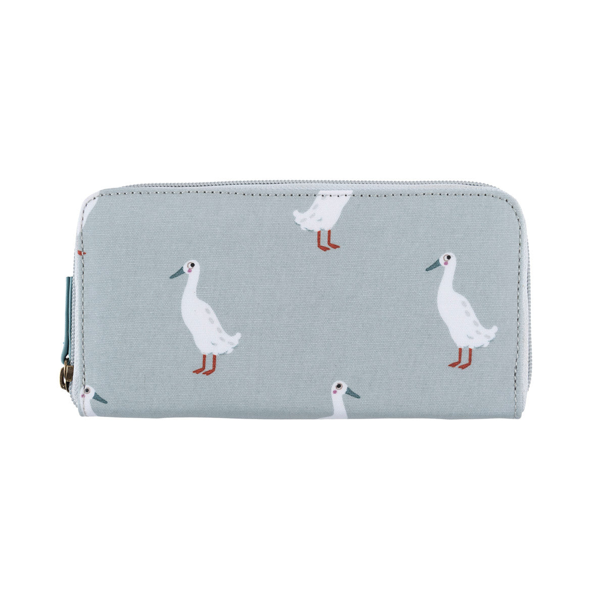 Runner Duck Oilcloth Wallet