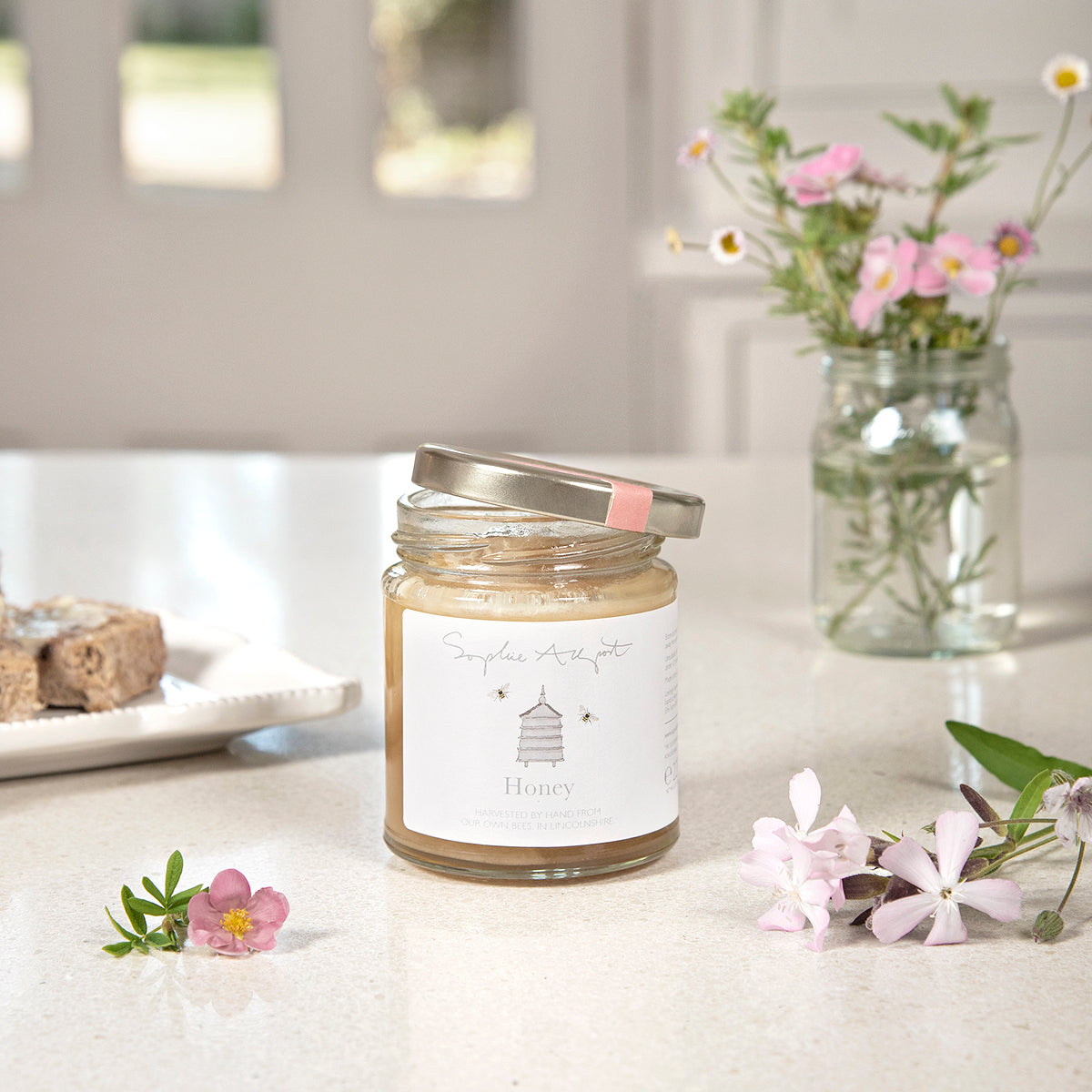 Baker's British Honey by Sophie Allport