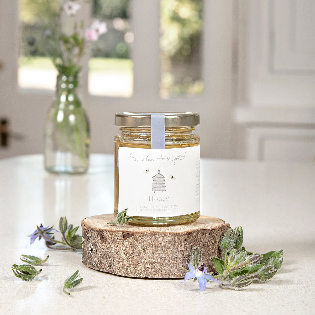 Borage British Honey