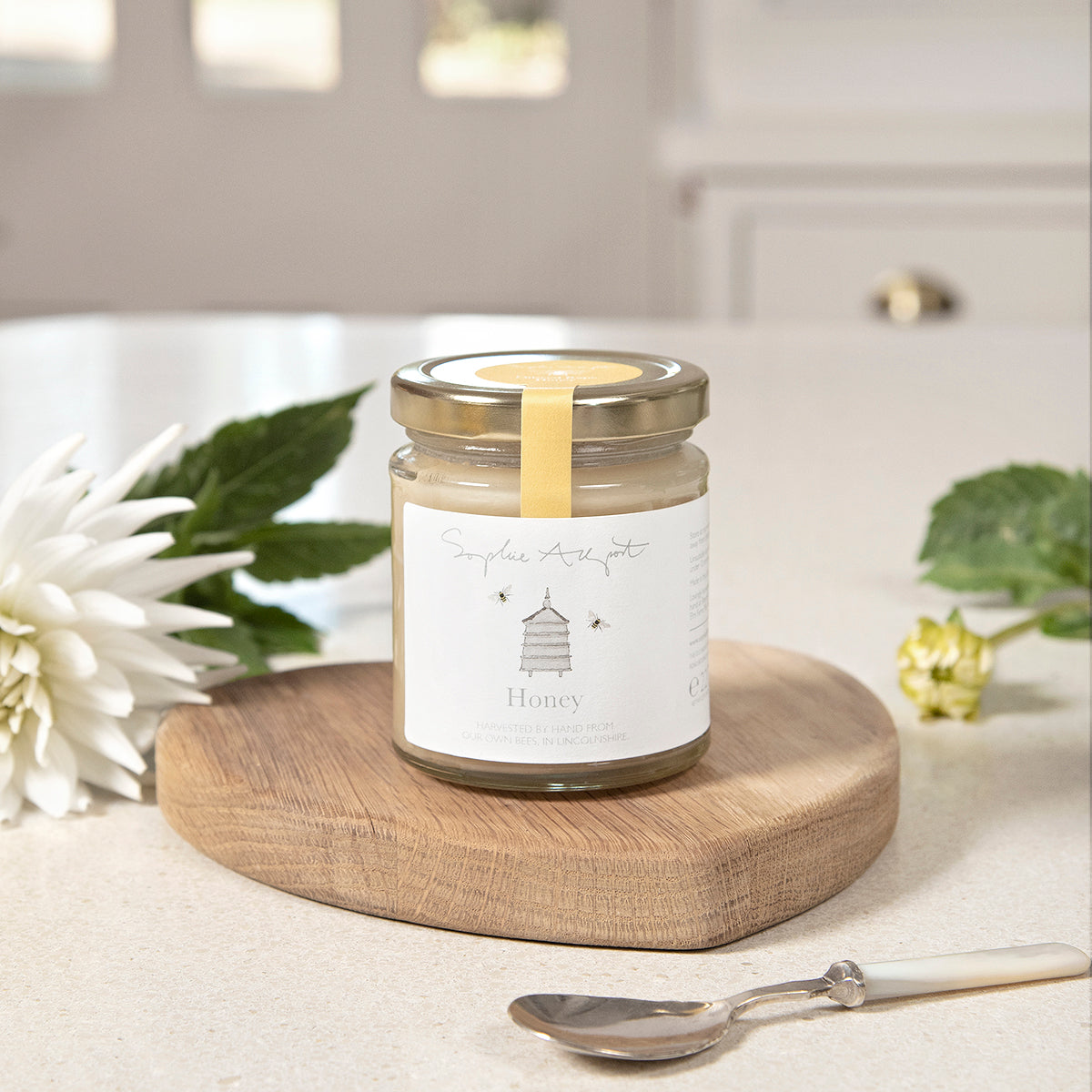 Oilseed Rape British Honey by Sophie Allport