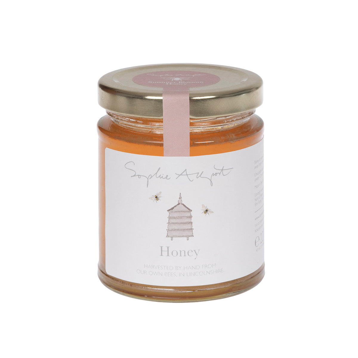 Summer Blossom British Honey