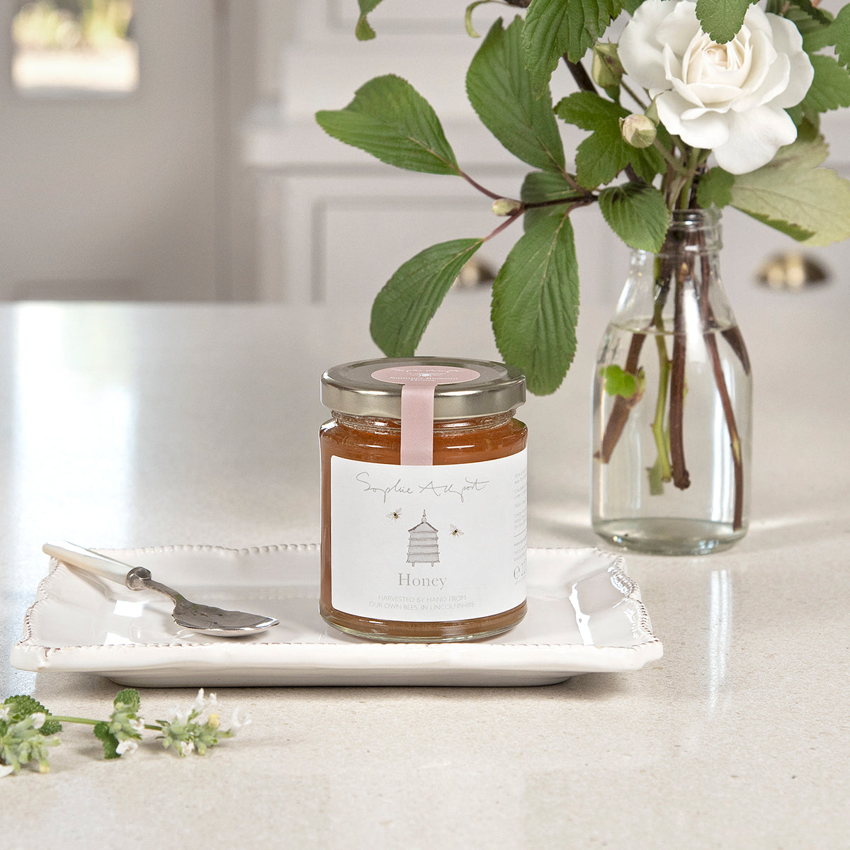 Summer Blossom British Honey by Sophie Allport