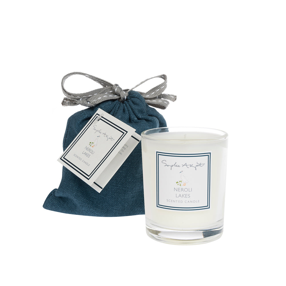 Neroli Lakes Scented Candle - 75g