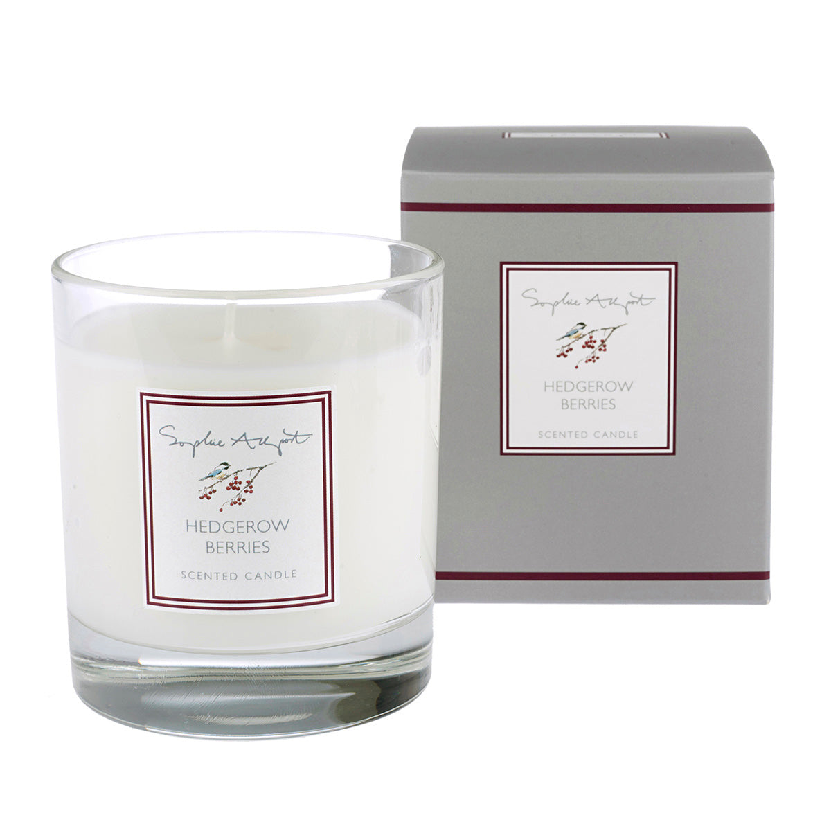 Hedgerow Berries Candle - 220g