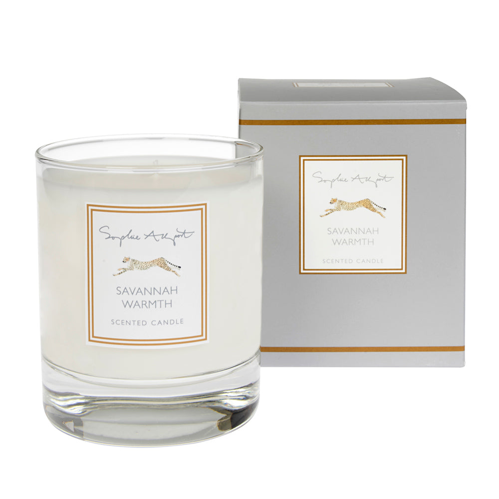 Savannah Warmth 220g Candle