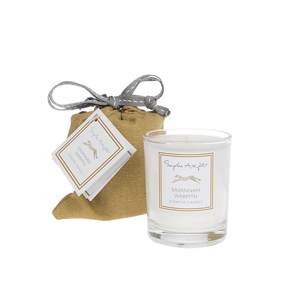 Savannah Warmth 75g Candle