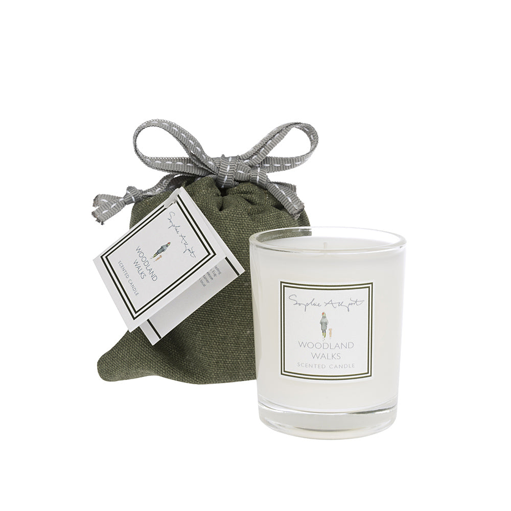 Woodland Walks Candle - 75g