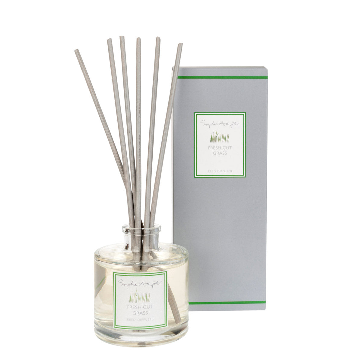Fresh Cut Grass Scented Reed Diffuser