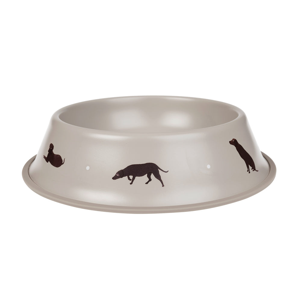 Labrador Dog Bowl - Large