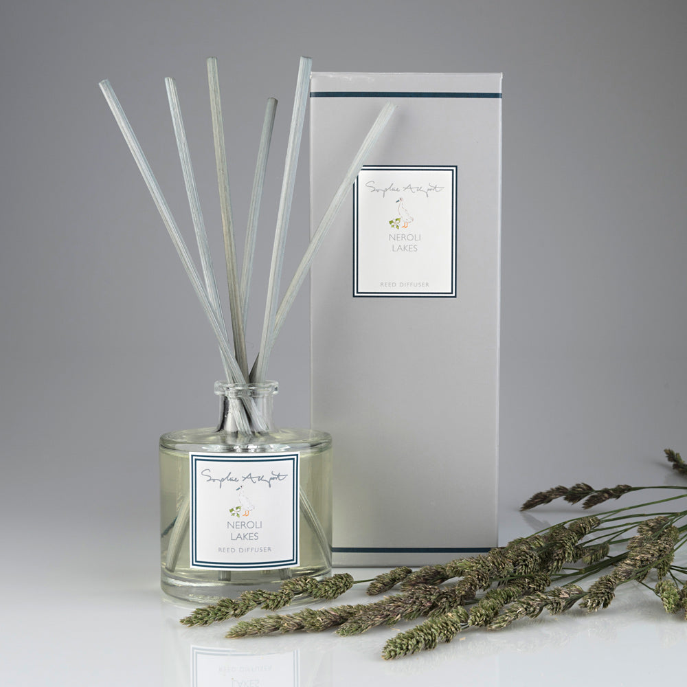 Neroli Lakes Scented Reed Diffuser