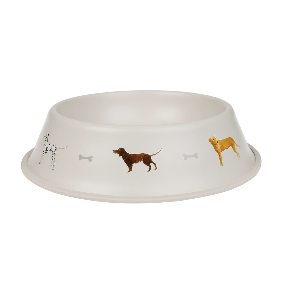 Woof! Dog Bowl