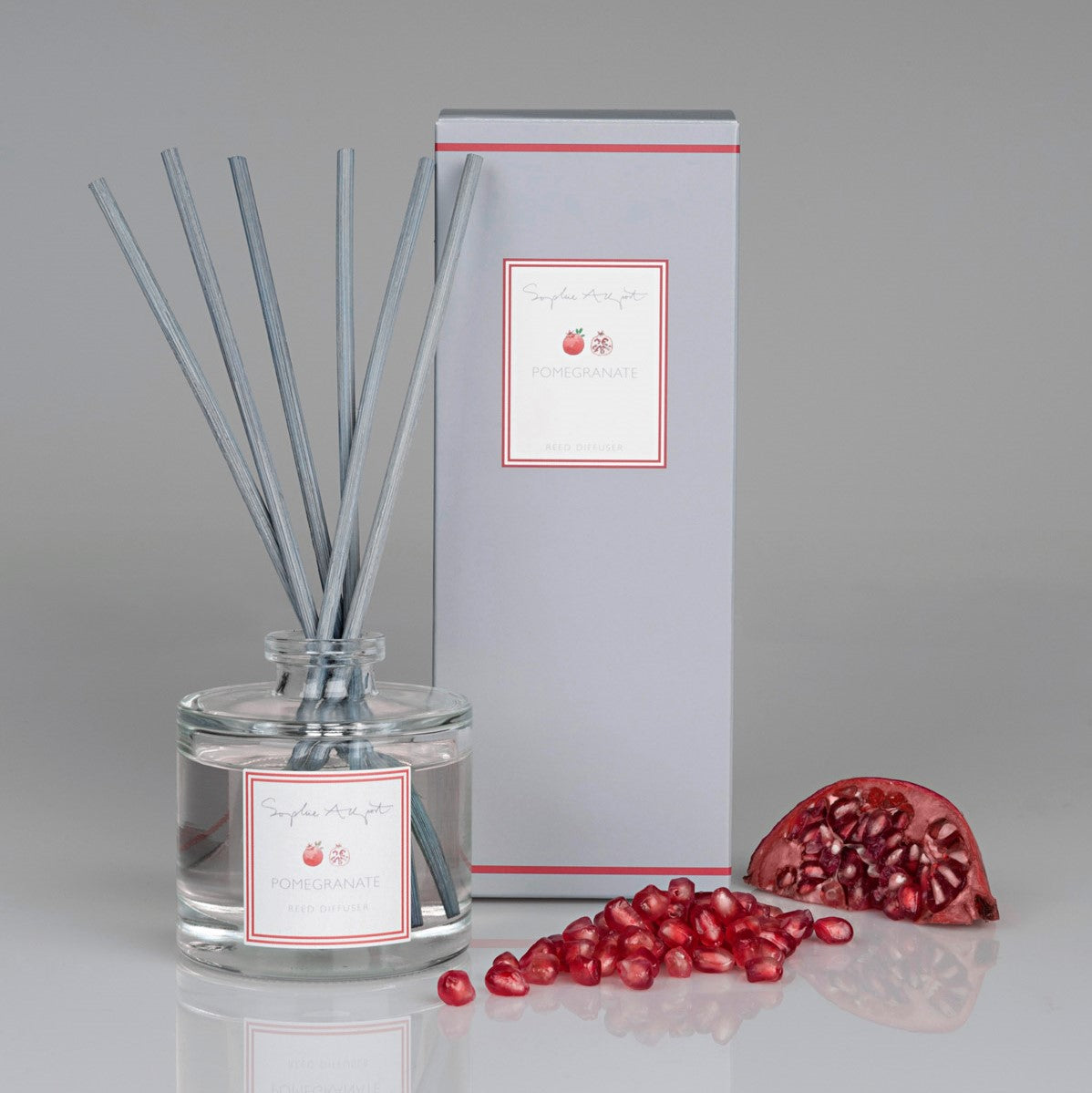 Pomegranate Scented Reed Diffuser