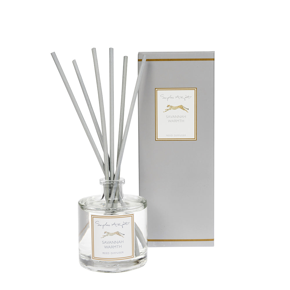 Savannah Warmth 100ml Diffuser