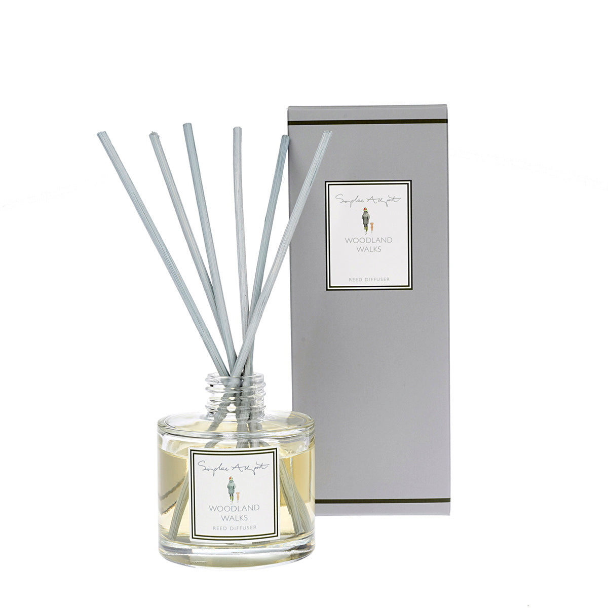 Woodland Walks Scented Reed Diffuser