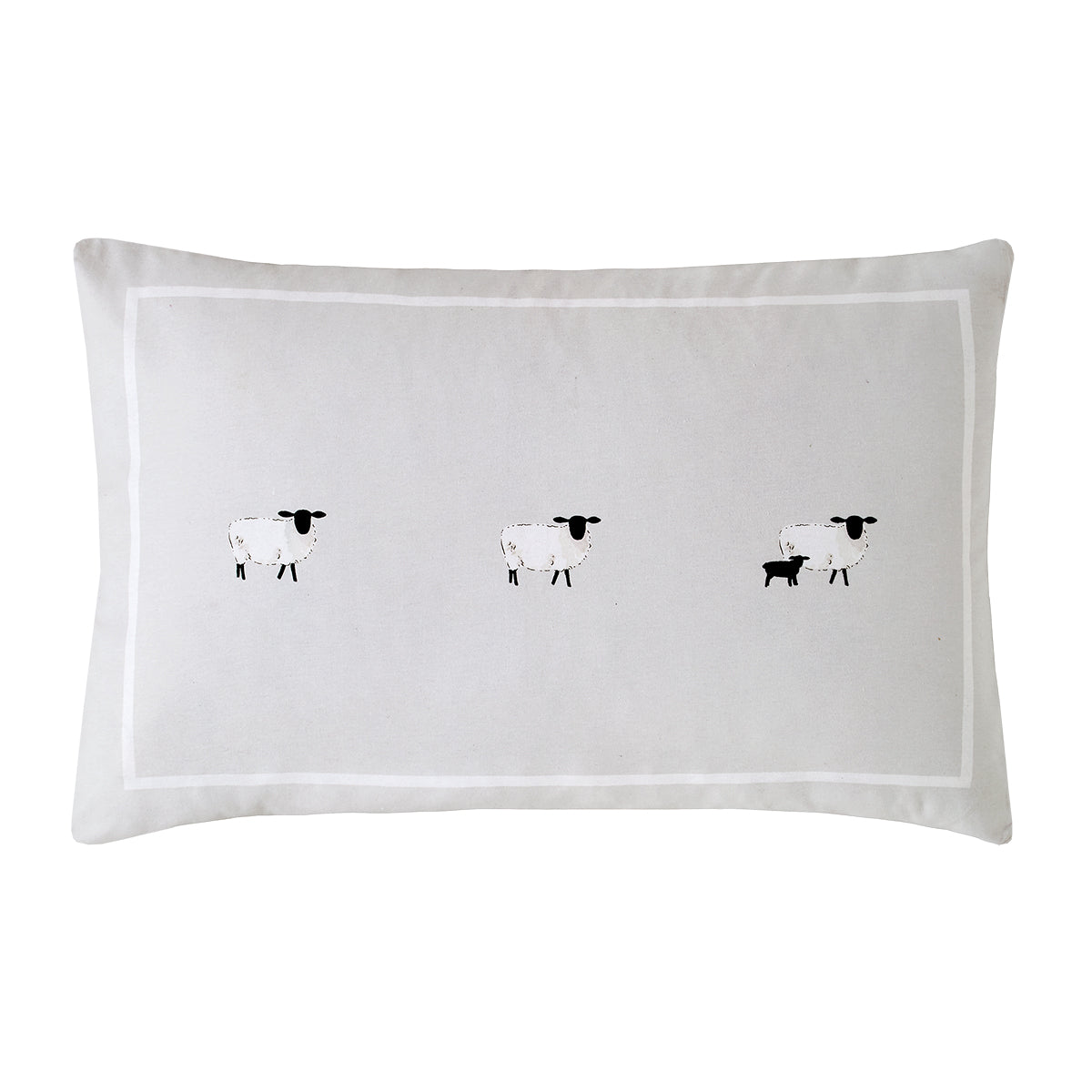 Sheep Pair of Pillowcases