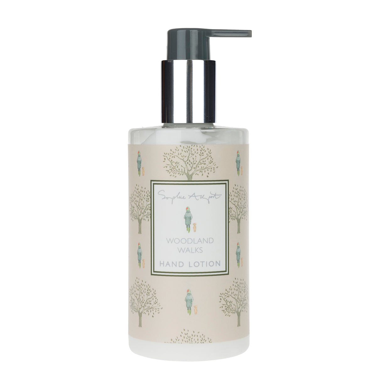 Woodland Walks Hand Lotion