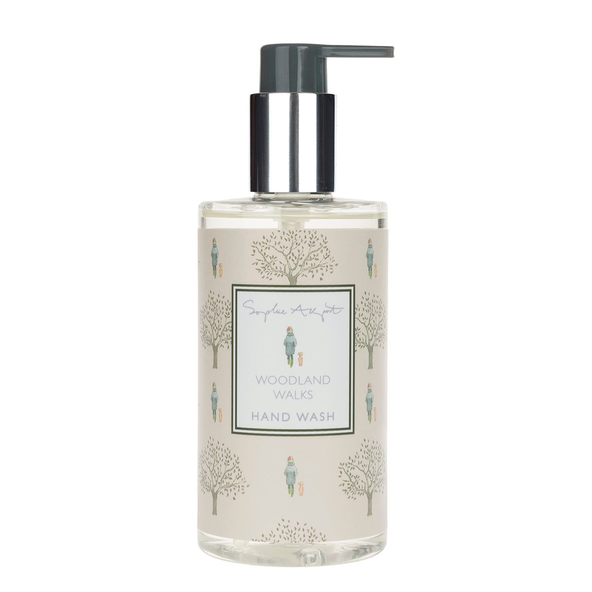 Woodland Walks Hand Wash