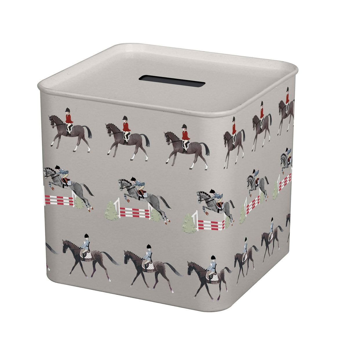 Horses Money Box