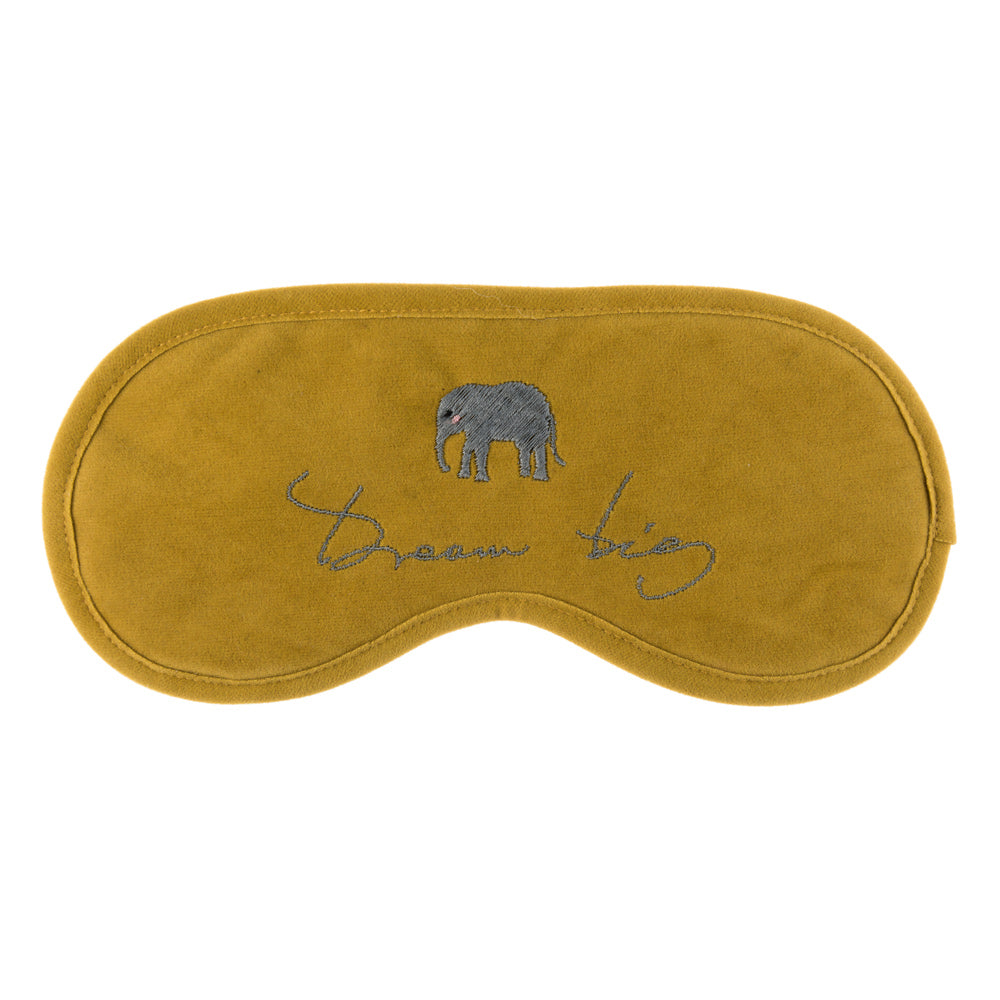 Elephant Sleep Mask - Dream big
