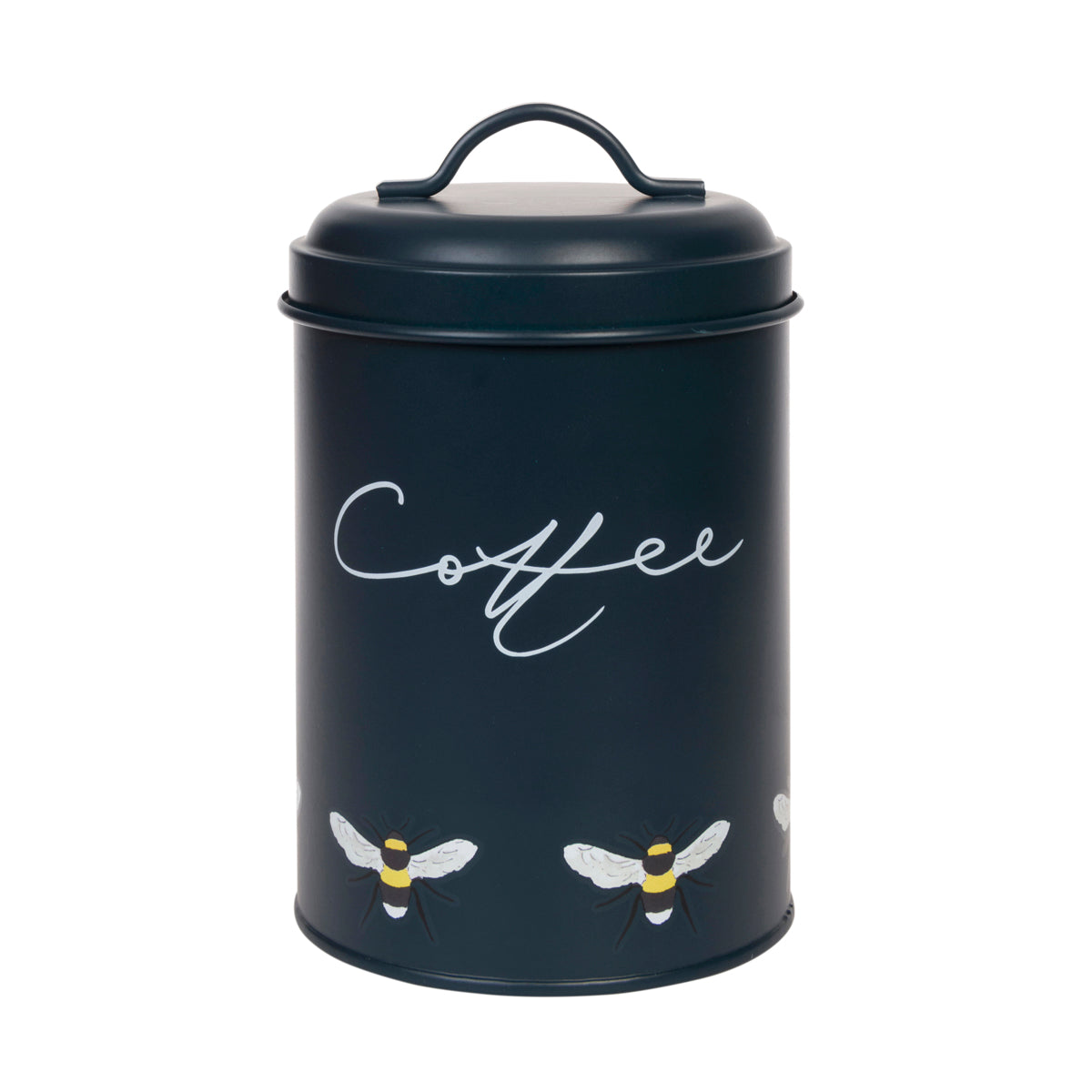 Bees Coffee Storage Tin