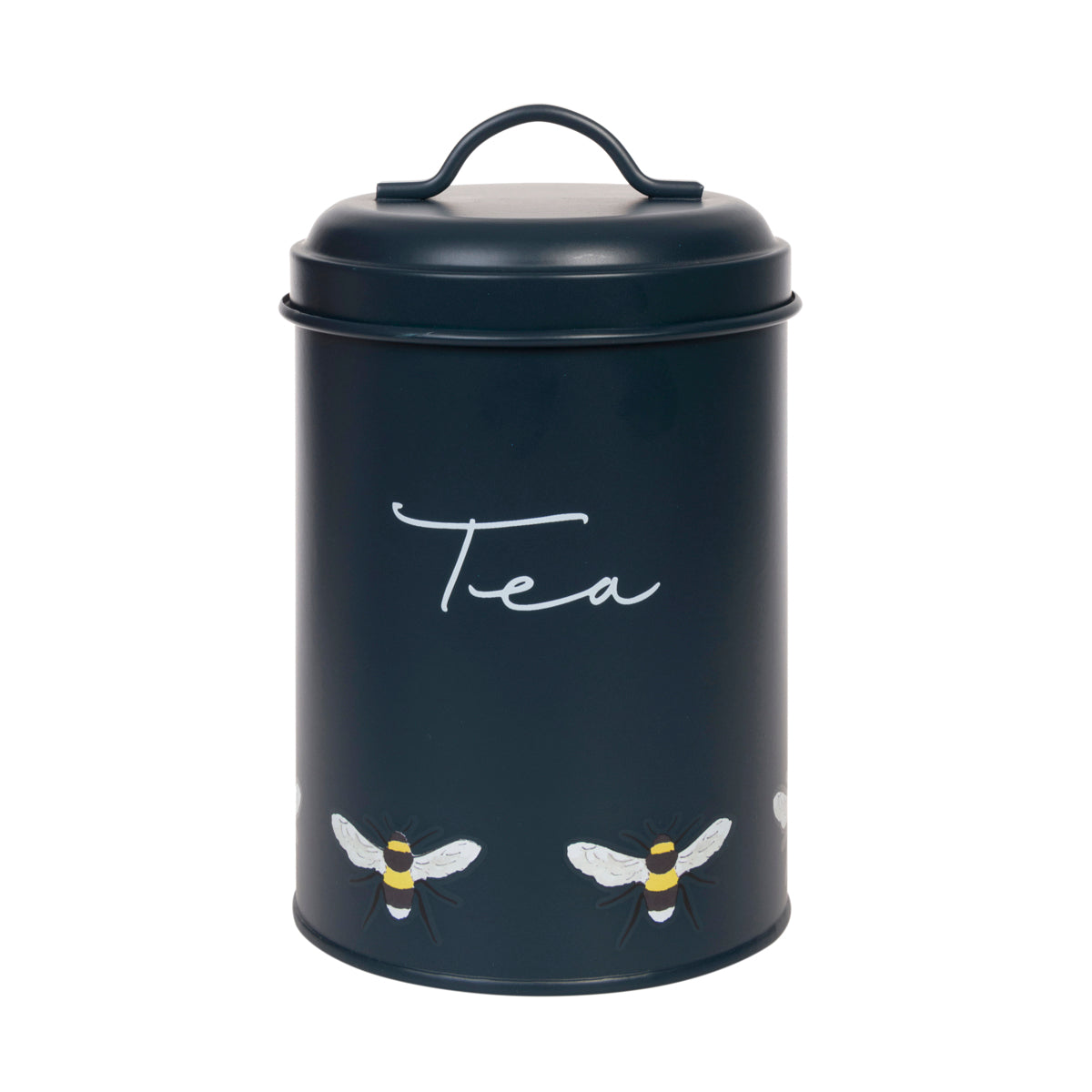 Bees Tea Storage Tin
