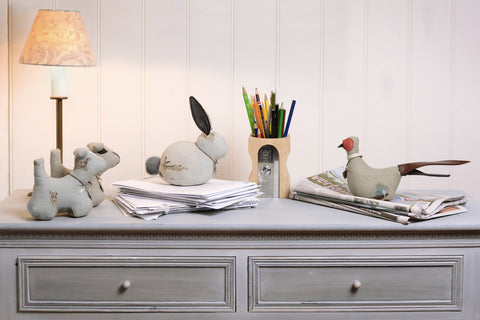Labrador Desk Buddy Paperweight By Sophie Allport