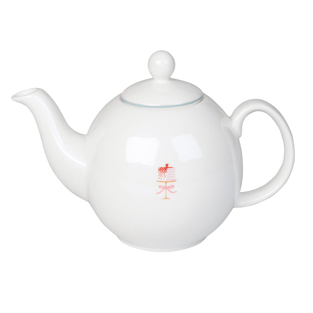 Baking Tea Pot