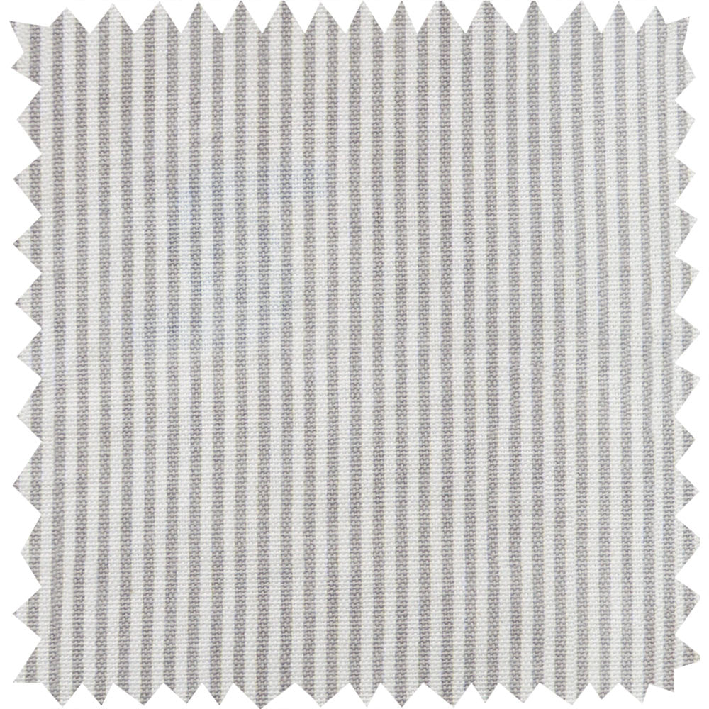 Stamford Stripe Neutral Fabric by the Metre