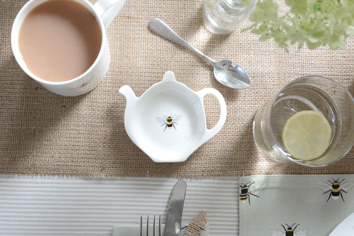 Bees Tea Bag Tidy