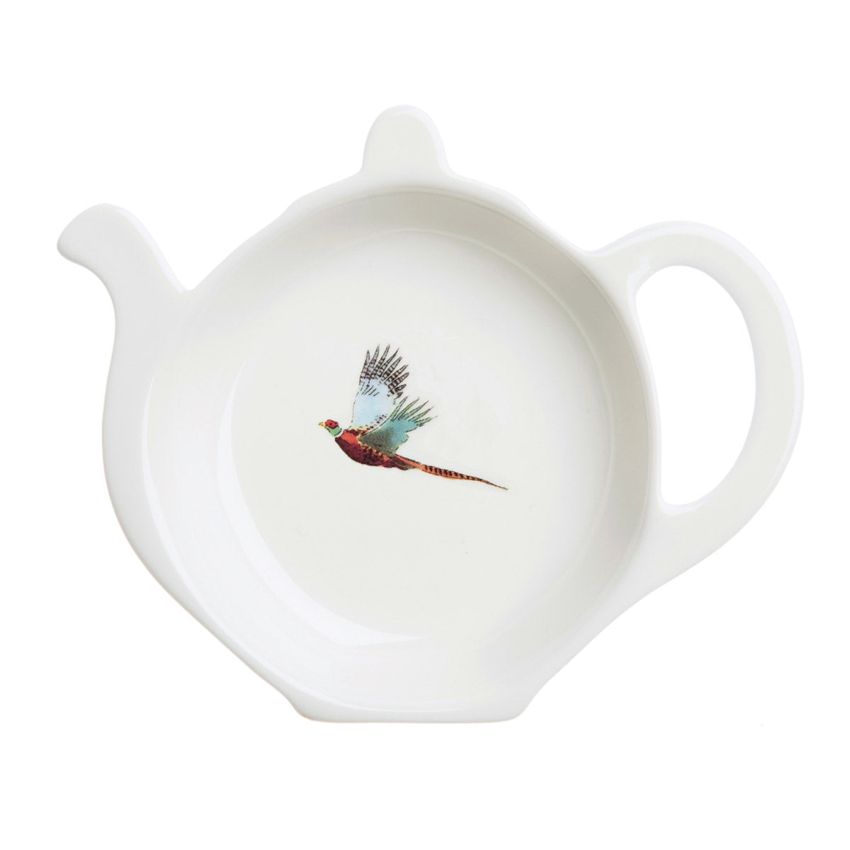 Pheasant Tea Bag Tidy