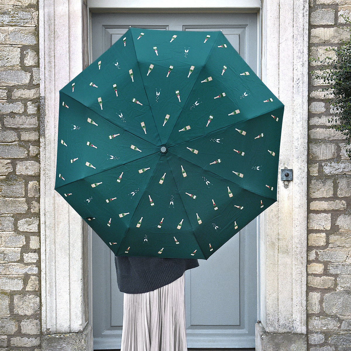 Bubbles & Fizz Umbrella
