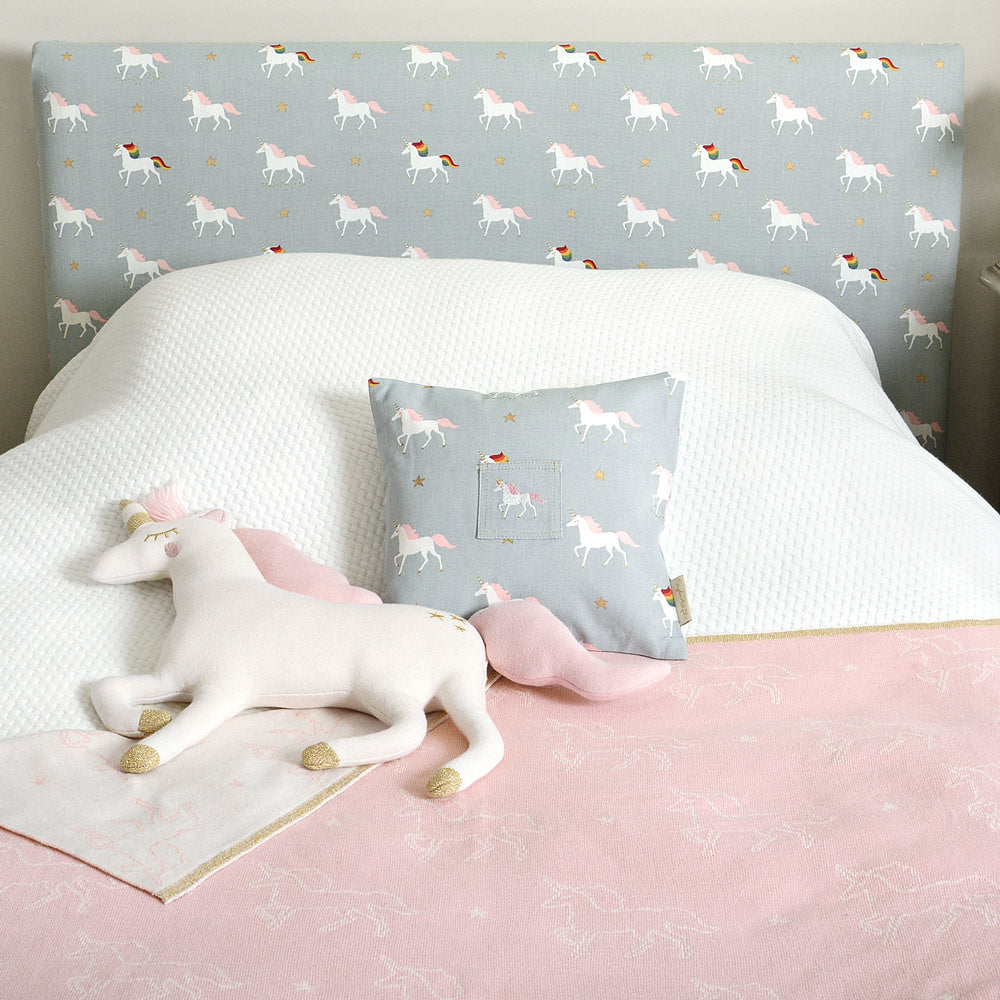 Unicorn Tooth Fairy Cushion