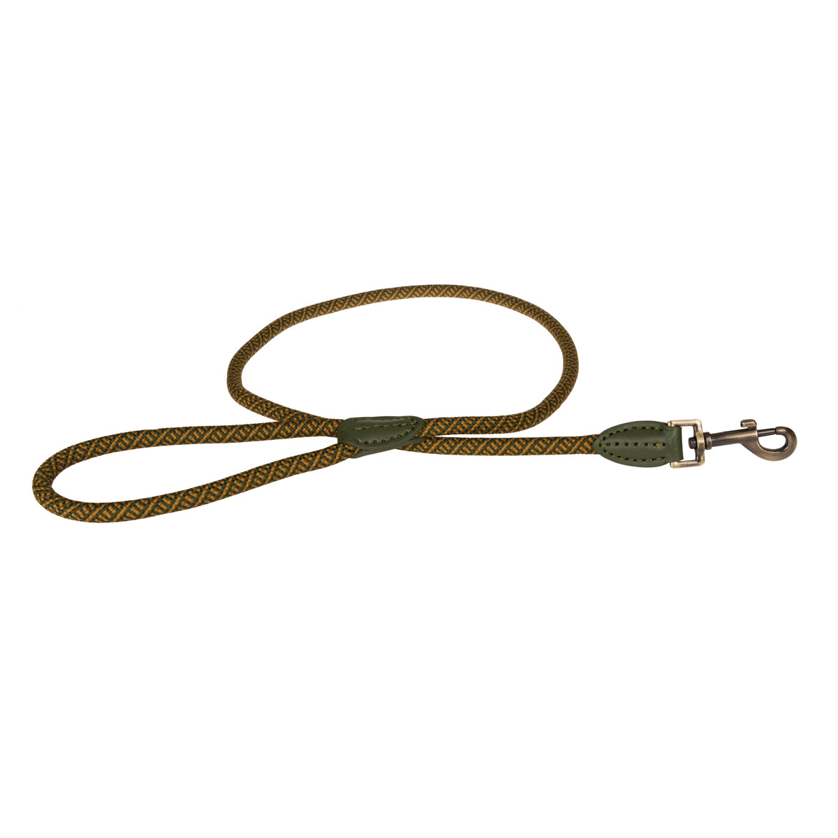 Forest Green Rope Lead