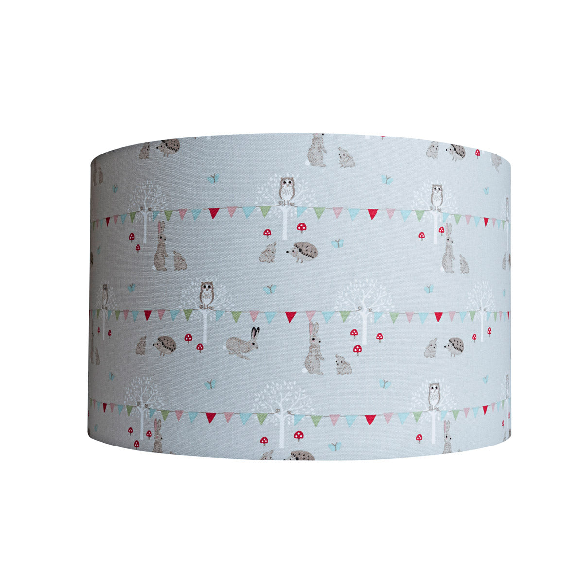 Woodland Party Lampshade