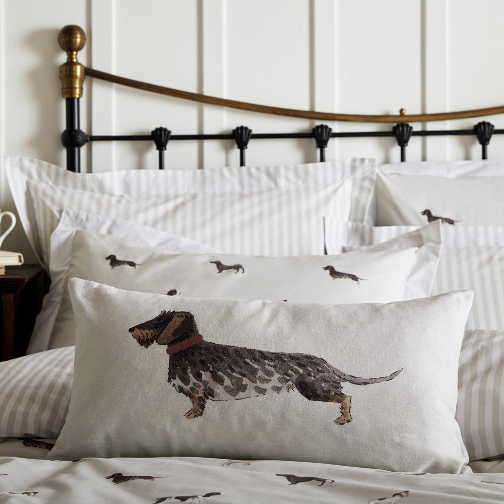 Dachshund Decorative Cushion