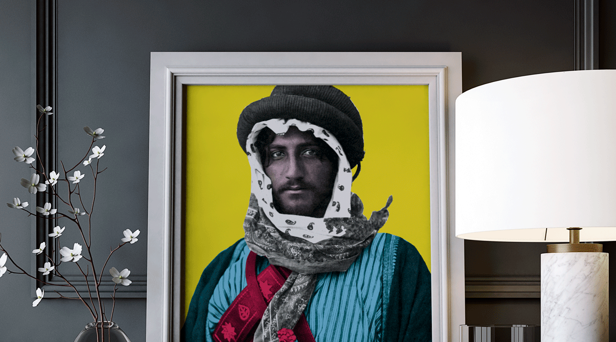 Yislamoo | Contemporary Wall Art from Beautiful Arabia