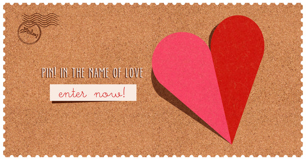 "Yislamoo ""Pin! in the Name of Love"" Contest"