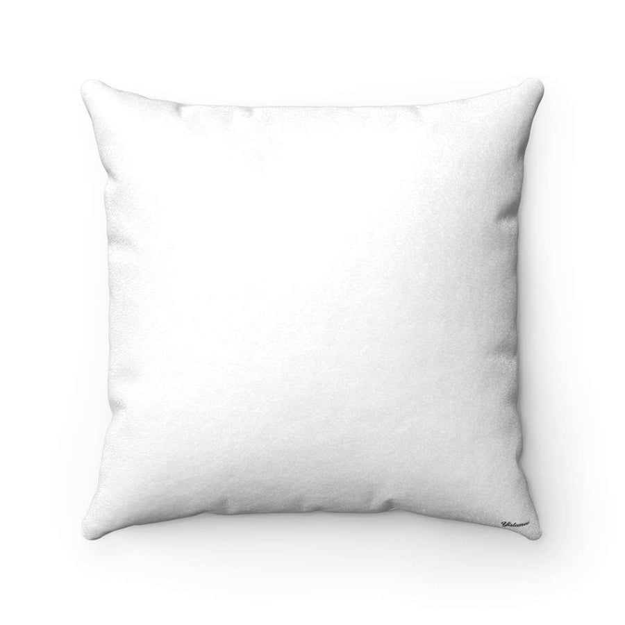 Yalla Do it in White Motivational Pillow Case