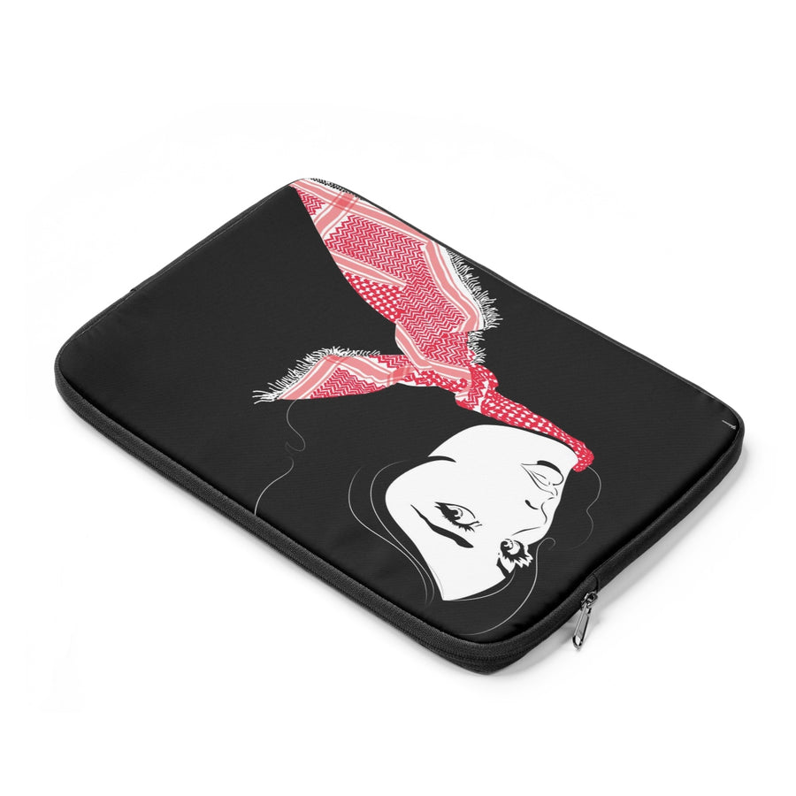 Red Shemagh Laptop Sleeve