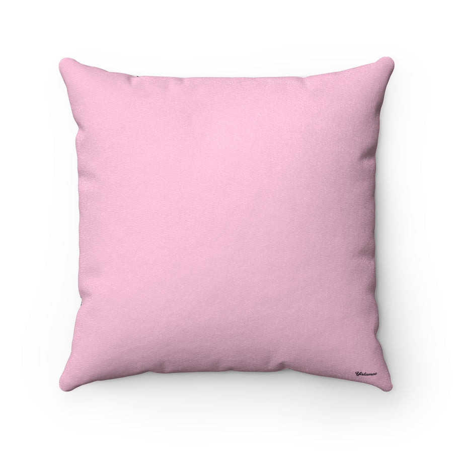 Vimto Faux Suede Pillow Case