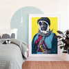 Cool wall art,Wall art for Bedroom,Arabian Art,Arabic Pop Art,Modern Wall Art,Yislamoo