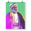 The Sheikh Art Print