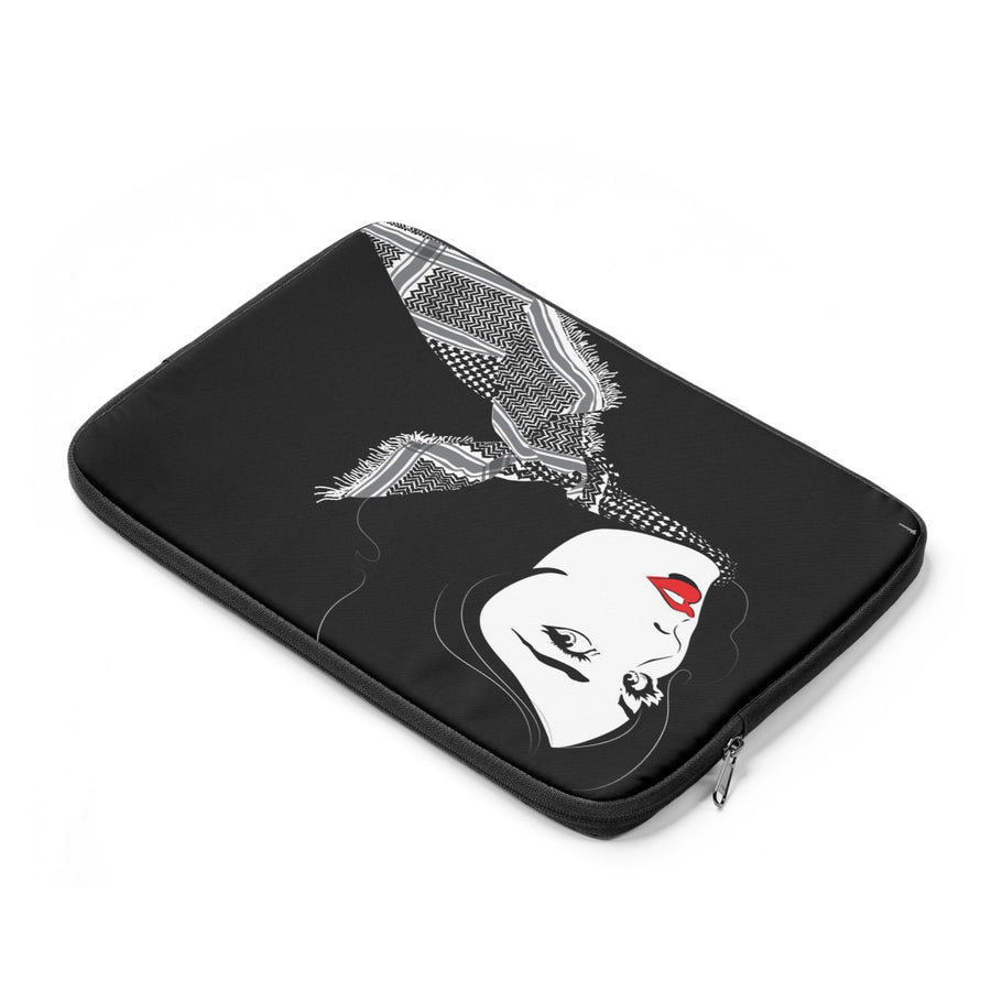 Black Shemagh Laptop Sleeve